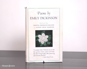 Poems by Emily Dickinson Edited by her Niece, C 1957